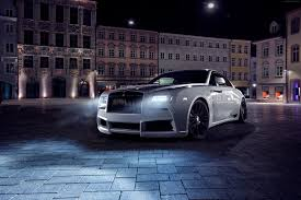 rolls royce sports car wallpaper spofec rolls royce wraith overdose silver luxury cars