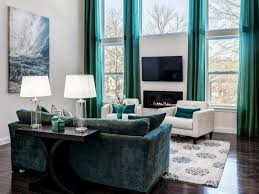 Brown Turquoise Curtains Bedroom Brown Aqua Living Room Decor Turquoise Curtains And Set