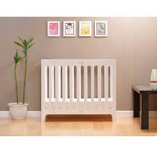 Baby Mini Cribs by Bloom Alma Mini Crib In Coconut White U2013 Natural Baby Shower