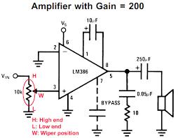 lm386 op amp schematic audio potentiometer hi i u0027m a nerd