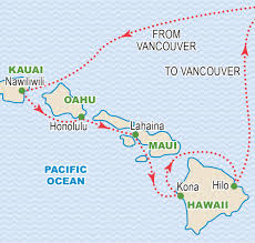 Hawaii On World Map Circle Hawaii April 2018 Craig Travel