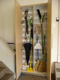 closet lowes cube storage storage for brooms broom closet