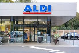 siege social aldi meppen germany february 2015 branch of an aldi nord discount