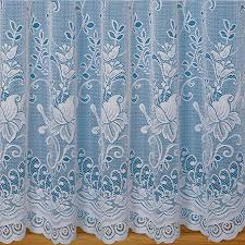 Cream Lace Net Curtains Net Curtains