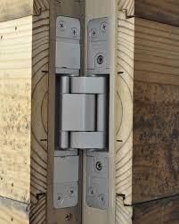 Swing Door Hinges Interior Doors Secret Rooms And The Hardware That Makes It