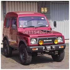 jimny jangkrik interior dijual suzuki jimny katana 1996 gx bandung lapak mobil dan