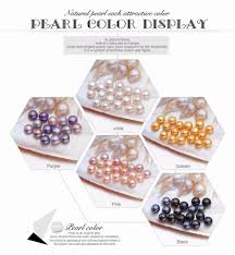 fenasy charms pearl necklace natural pearls pearl necklace for