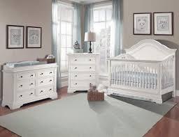 White Convertable Crib 4 In 1 Convertible Crib In White Furniture In