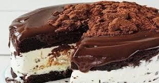 milo ice cream cake recipe travel food blog torial