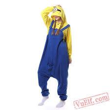 Cheap Halloween Costumes Pajamas Minions Kigurumi Onesie Pajamas Costume Onesies