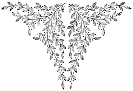 file art of bookbinding p140 plant decoration png wikimedia commons