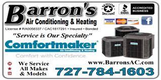 Comfort Maker Ac Ac Repair Palm Harbor Florida Air Conditioning Repair