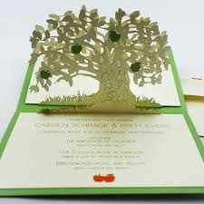 pop up cards apple tree