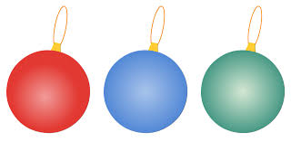 free illustration decorations christmas balls free image on