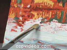 color moves painting water with oil with caroline jasper youtube