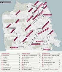 San Francisco Planning Map by Invest In Neighborhoods Planning Department