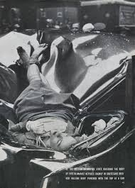 famous crime scenes then and now the most beautiful evelyn mchale leapt to her death from