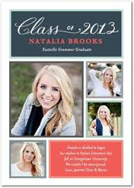 what to put on graduation announcements celebrate the graduate with these modern and eco friendly