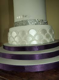 plain wedding cakes gatsby inspired 3 tier wedding cake cakecentral
