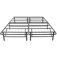 amazon com best choice products platform metal bed frame foldable