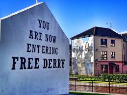derry murals the troubles of northern ireland travel addicts the troubles murals of derry northern ireland