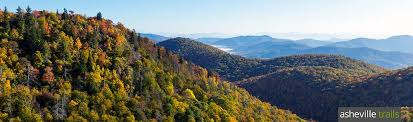 fall foliage hikes asheville nc mountains