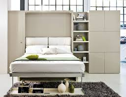 Folding Bed Wall Comfortable Murphy Bed Intended For Mscape Wall Beds Modern