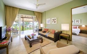 green wall paint in small living room ideas with white electric