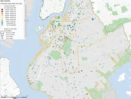 Brooklyn Zip Codes Map by Q2 2012 Brooklyn Apartment Sales Map Propertyshark