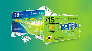 cheapest prepaid card happy roam data roaming service starhub mobile