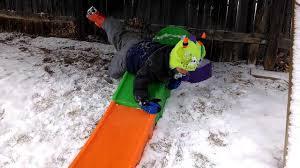 backyard roller coaster test ride youtube