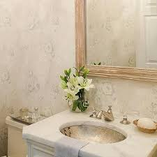 hammered nickel bathroom sink hammered powder room sink design ideas