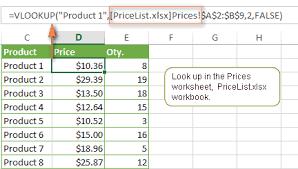 excel vlookup tutorial for beginners formula examples