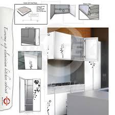 Aluminium Kitchen Designs 2 Doors Cabinet Aluminium Kitchen Cabinet Kitchen Cabinet Modern