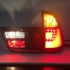 2002 bmw x5 tail light assembly fett lights for x5 e53 led strip tail light rear l for bmw x5 e53