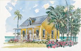 6 tiny beach house plans