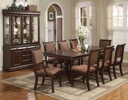 cherry wood dining room set crown mark 2145 merlot classic cherry finish solid wood dining room