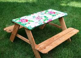 laminated table cover 10 perfect diy picnic projects u2026