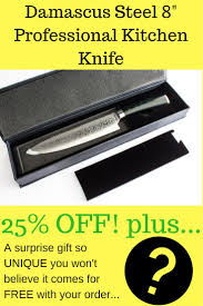 die besten 25 professional kitchen knives ideen nur auf pinterest