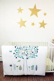 Organic Mini Crib Sheets by Organic Cotton Baby Bedding With Peacock And Biplane Designs