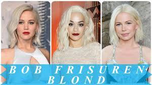 Frisuren Blond by Bob Frisuren Blond