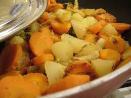 cuisiner du patisson poêlée pâtisson carottes choux et pti relâchement xd