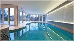 stunning modern indoor pool design home design gallery