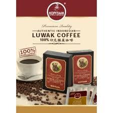 Luwak Coffee bagus id kopitiam luwak coffee