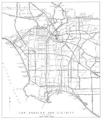 Map Of Los Angeles Beach Cities by California City Maps At Americanroads Com