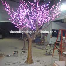 beautiful led light artificial tree without leaves buy
