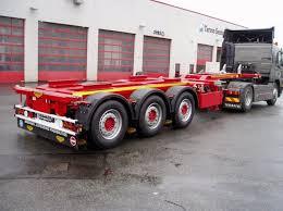 volvo lastebil nytt broshuis 3 akslet multi container chassis jæren storbilsenter