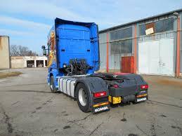 scania r 440 eev mit ad blue full air manual retarder 1500l tank