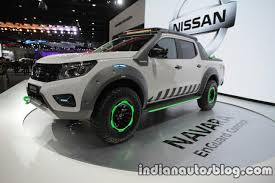 navara nissan 2016 nissan navara enguard navara black edition thai motorexpo