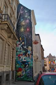 top 10 murals to check out on the brussels comic book route oliver rameau wall lin mei flickr